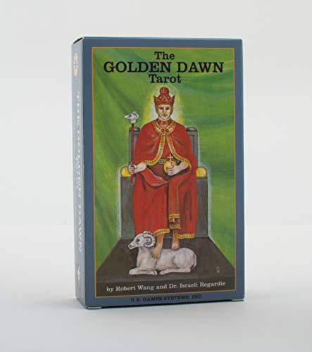 9780913866160: Golden Dawn Tarot Deck