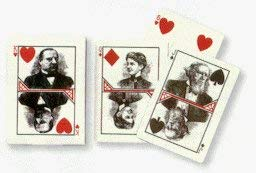 9780913866276: Grover Cleveland 1888 Campaign Playing Card Deck