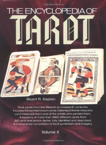 9780913866368: The Encyclopedia of Tarot, Volume II: Vol 2