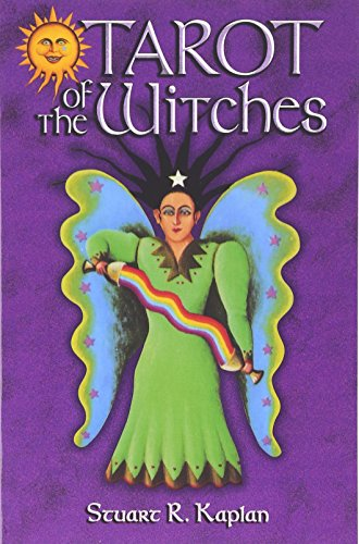 9780913866405: The Tarot of the Witches Book