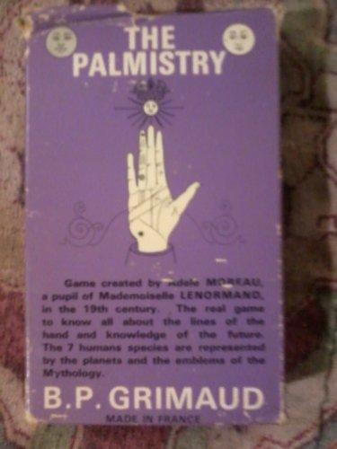 9780913866474: Palmistry Tarot Deck