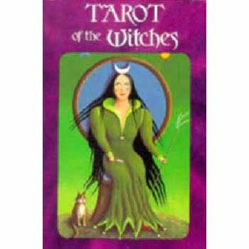 9780913866535: Jeu de cartes - Divinatoires - Tarot of the Witches Deck