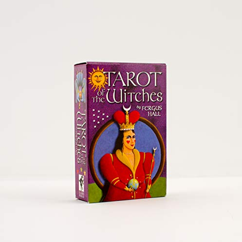9780913866535: Tarot of the Witches Deck/Tarot Cards