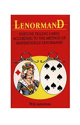 9780913866580: Mlle Lenormand Fortune Telling Playing Cards (36 Tarot Cards/12274)