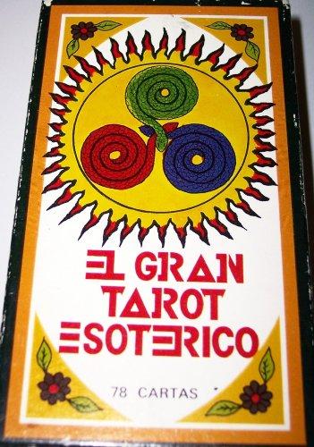9780913866665: El Gran Tarot Esoterico (The Great Esoteric Tarot) Tarot Card Deck (Spanish Edition)