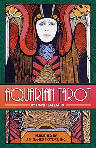 9780913866696: Aquarian Tarot Deck