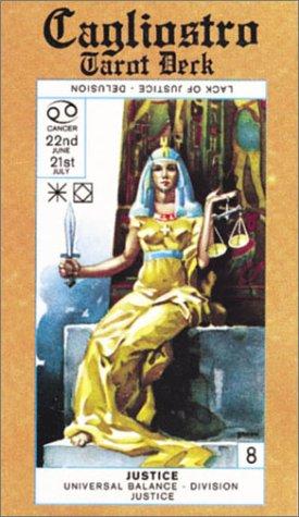 Cagliostro Tarot Deck: Bruno Sigon