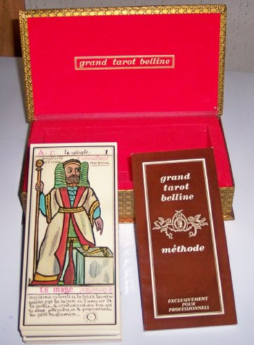 9780913866740: Belline Grand Tarot Deck/Gold Edge