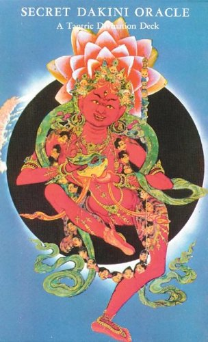 9780913866894: Secret Dakini Oracle: A Tantric Divination Deck (Sd 65)