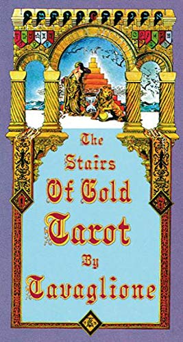 9780913866900: Tavaglione Stairs of Gold Tarot Deck