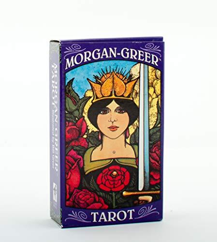 9780913866917: Morgan Greer Tarot Deck English