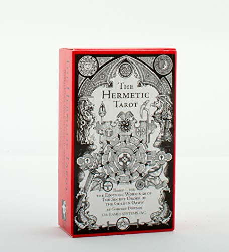 9780913866924: The Hermetic Tarot