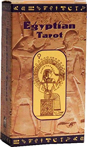 9780913866948: Egyptian Tarot Deck
