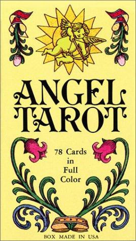 Angel Tarot Deck: Kaplan, Stuart R.