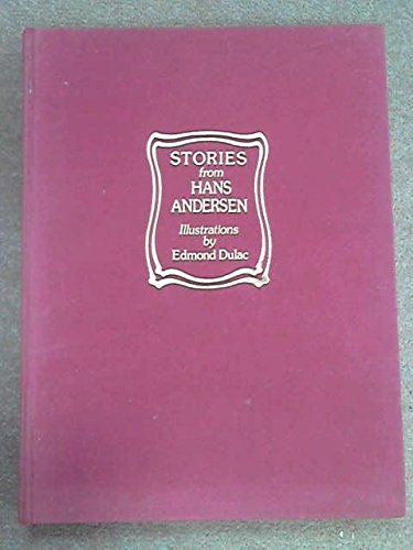 9780913870792: Stories from Hans Andersen (English and Danish Edition)