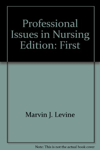 9780913878194: Professional issues in nursing: Challenges and opportunities