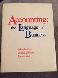 9780913878583: Accounting: The Language of Business 10th edition