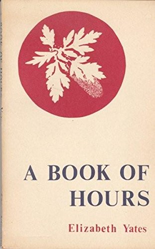 9780913886069: A Book of Hours
