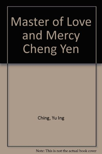 9780913892275 Master Of Love And Mercy Cheng Yen