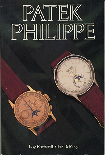 9780913902608: Patek Philippe: Wrist Watches, Pocket Watches, Clocks : Identification and Price Guide : Retail & Vintage Prices : Book 1