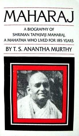 MAHARAJ: A BIOGRAPHY OF SHRIMAN