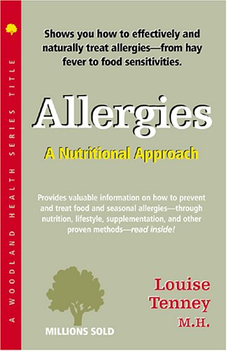 9780913923313: Allergies: A Nutritional Approach
