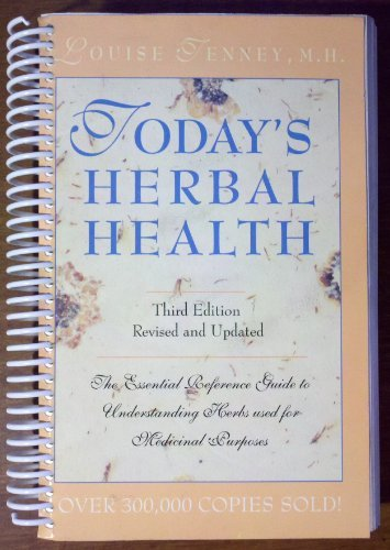9780913923849: Today's Herbal Health