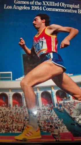 Games of the XXIIIrd Olympiad: Los Angeles 1984 Commemorative Book: International Sport ...