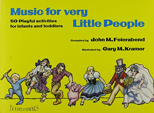 9780913932124: MUSIC FOR VERY LITTLE PEOPLE BOOK ONLY