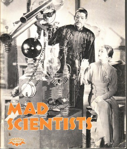 Mad Scientists (0913940771) by Ian Thorne