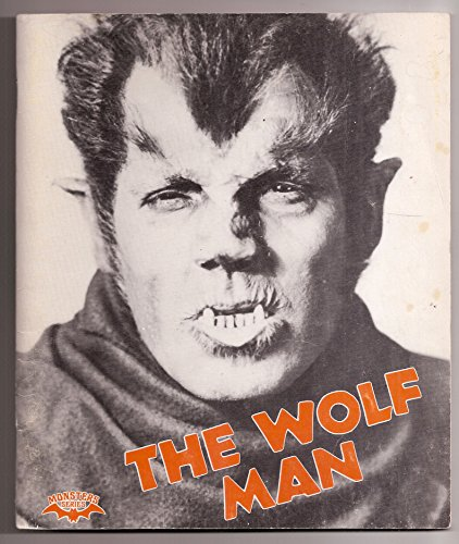 The Wolf Man (Monsters Series): Thorne, Ian