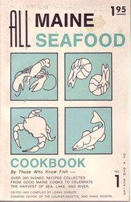 9780913954225: All Maine seafood cookbook
