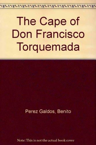 9780913960462: The Cape of Don Francisco Torquemada