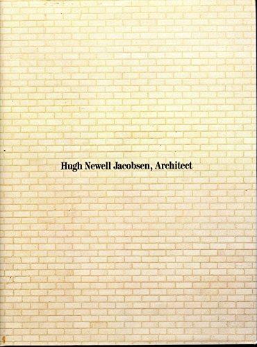 9780913962978: Hugh Newell Jacobsen, architect