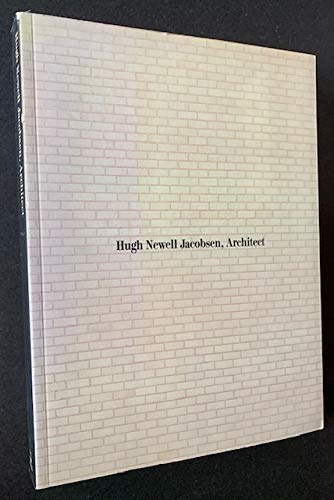 9780913962978: Hugh Newell Jacobsen, Architect