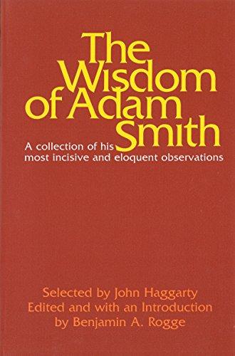 The Wisdom of Adam Smith: John Haggarty