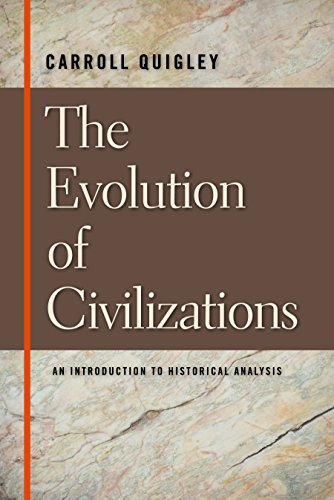 9780913966563: The Evolution of Civilizations