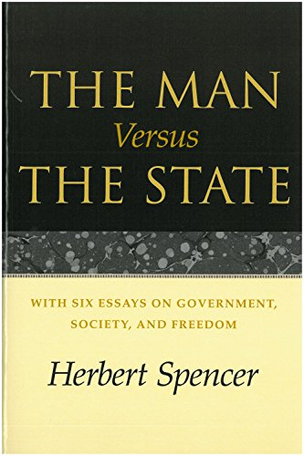 9780913966976: The Man Versus the State
