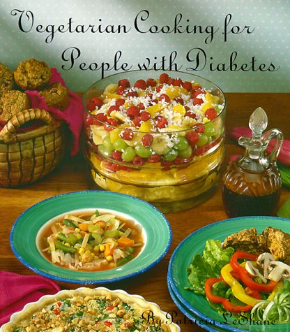 9780913990223: Vegetarian Cooking for People With Diabetes