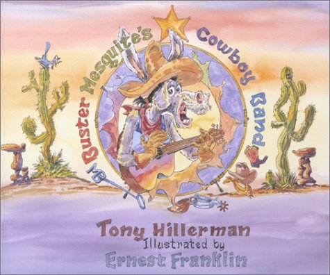Buster Mesquite's Cowboy Band: Tony Hillerman