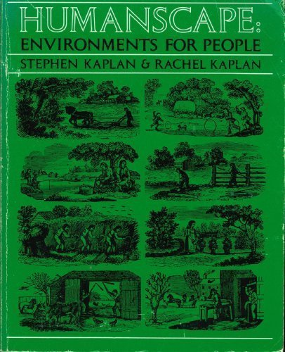 9780914004493: Humanscape: Environments for People