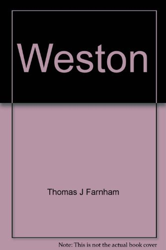 9780914016595: Weston: The forging of a Connecticut town