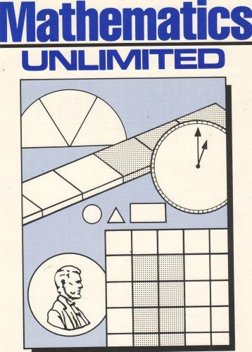 9780914040378: Mathematics Unlimited (Manipulative Kit Activity Book K-3)