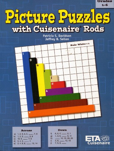 9780914040774: Picture Puzzles With Cuiseaire Rods