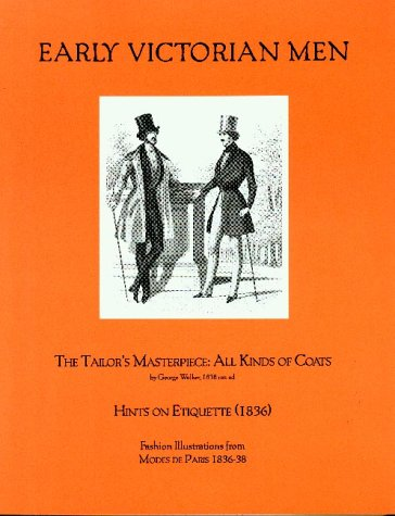 Early Victorian Men (0914046284) by R. L. Shep