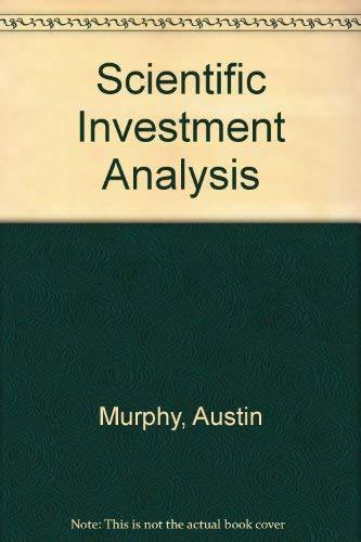 9780914061519: Scientific Investment Analysis