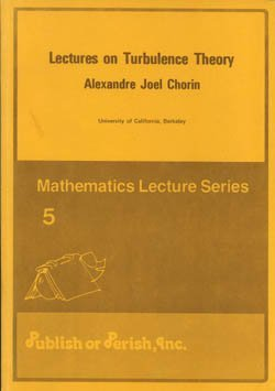9780914098140: Lectures on Turbulance Theory