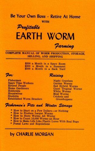 9780914116066: Profitable Earthworm Farming