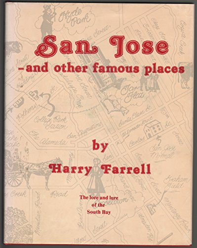 9780914139003: San Jose and Other Famous Places