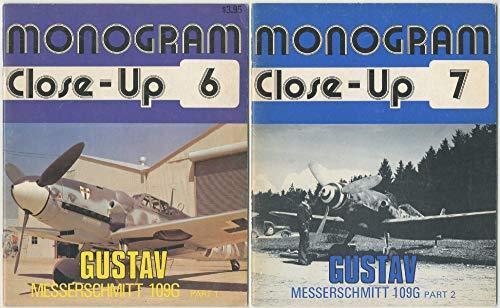 9780914144076: Monogram Close-Up 7: Messerschmitt Bf 109 G 'Gustav', Part 2